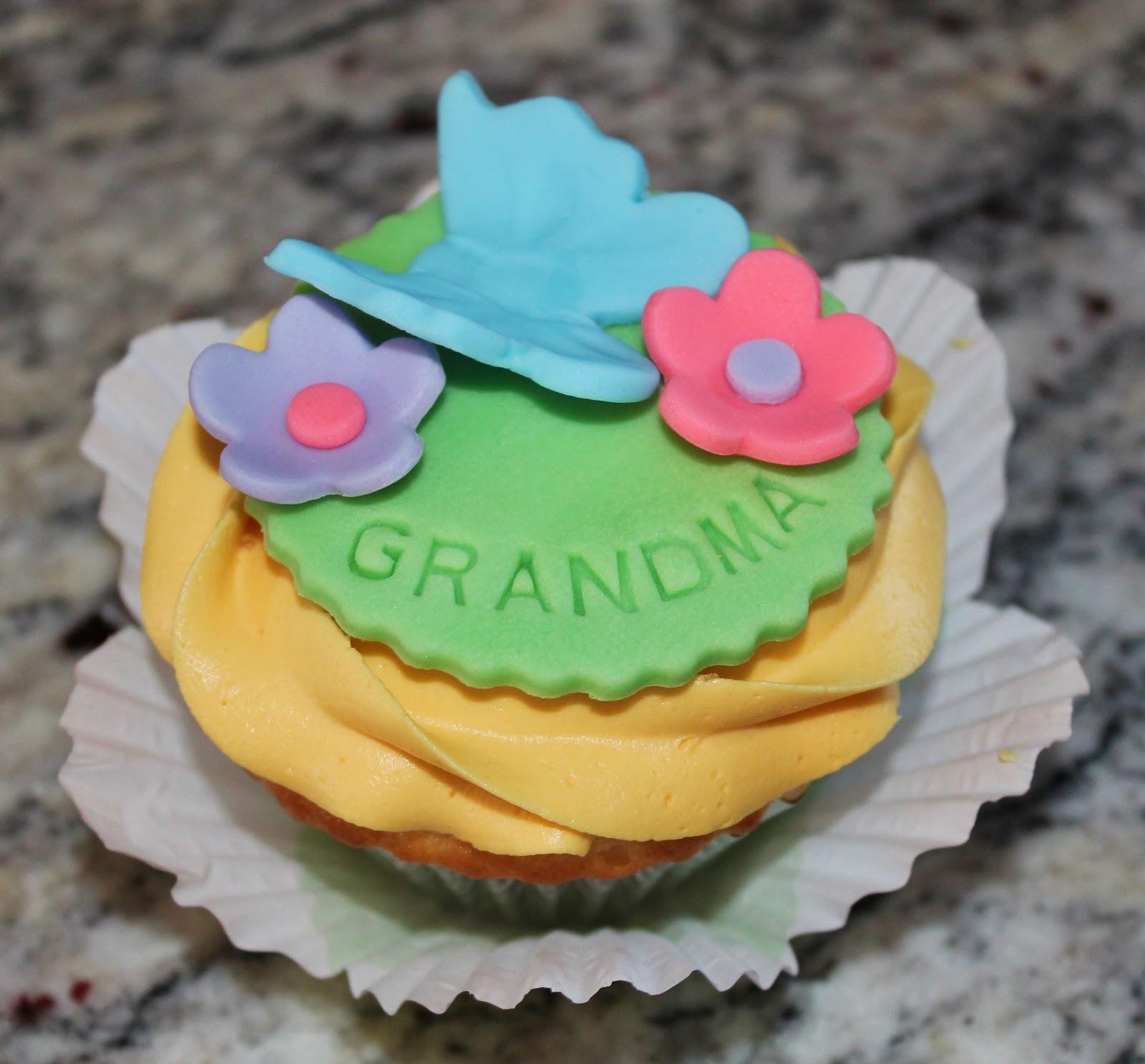 grandma cupcake