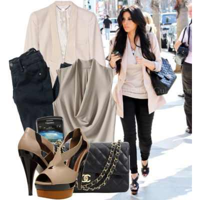 Style Fashion Shows on Accessories Kim Kardashian City Style Kim Kardashian Fashion