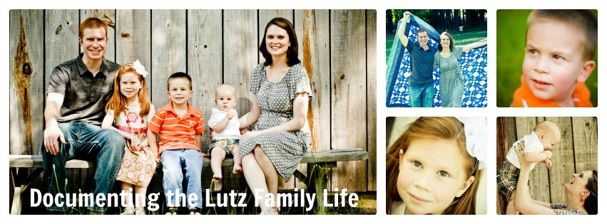 Documenting the Lutz Family Life