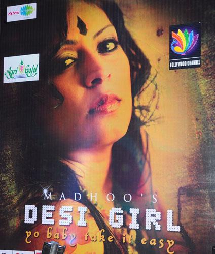 madhoo desigirl album launch photos