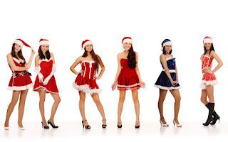 New Year Girls Full HD