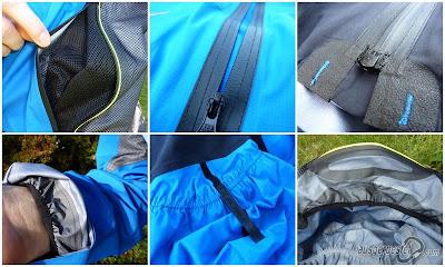 Montura Air Jacket Details