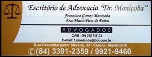 Escritório de Advocacia Dr.Maniçoba.