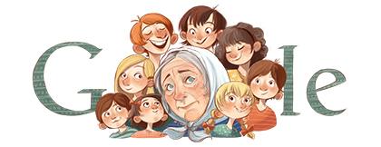 Anne Cath Vestly's 93rd Birthday