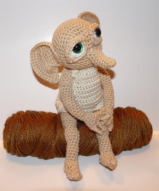 Amigurumi Mandrake : Mandrake Harry Potter Crochet www.imgarcade.com - Online ...