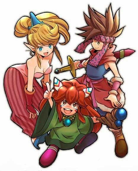 Secret Of Mana ya disponible para Android e iOS, un gran clásico de los RPG