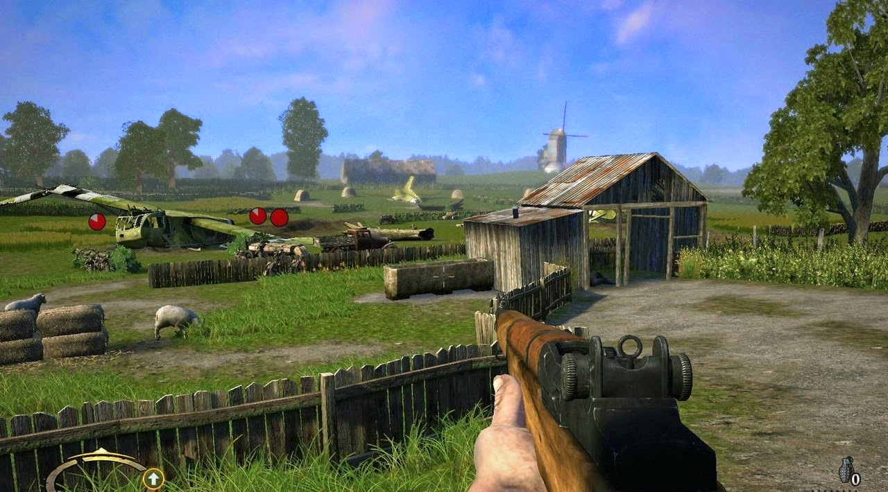 Brothers in Arms: Earned in Blood-RELOADED « PCGamesTorrents
