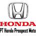 Lowongan Kerja PT. Honda Prospect Motor (HPM) Carrer