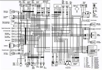 suzuki boulevard wiring diagram wiring diagram for car engine suzuki vs700 intruder motorcycle 1987 24