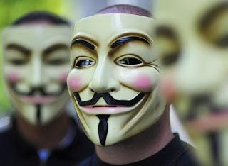Anonymous Berencana Mematikan Akses Internet Hari Sabtu Besok