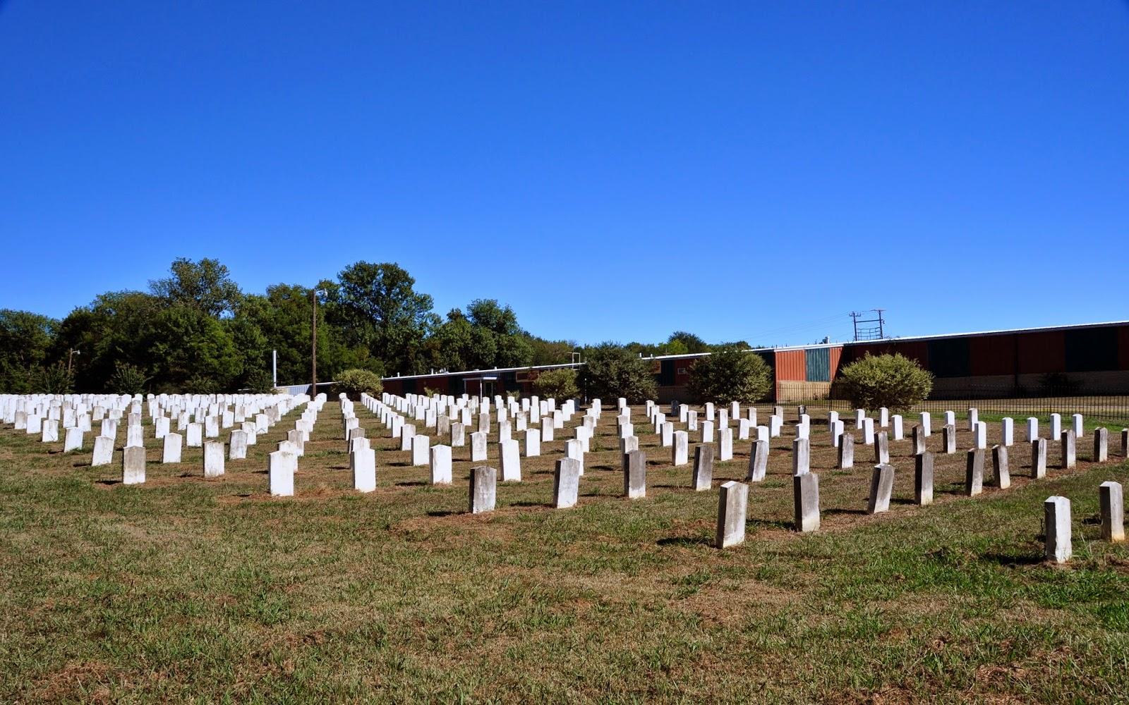 Okolona Confederate Cemetery Hickory Ridge Studio