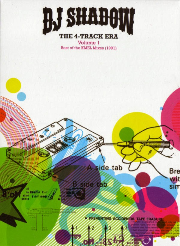 DJ Shadow - The 4-Track Era Collection (1990-1992)