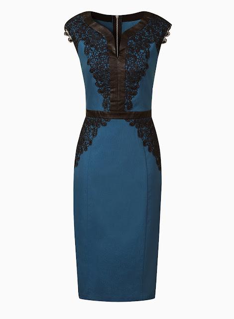paperdolls lace dress