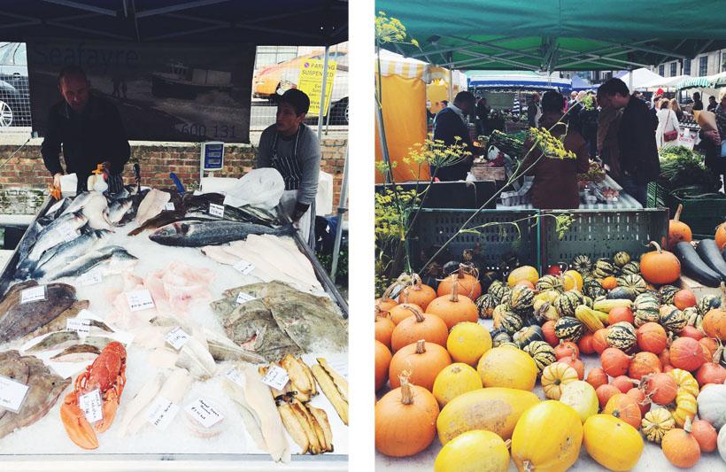 Marylebone Farmers' Market