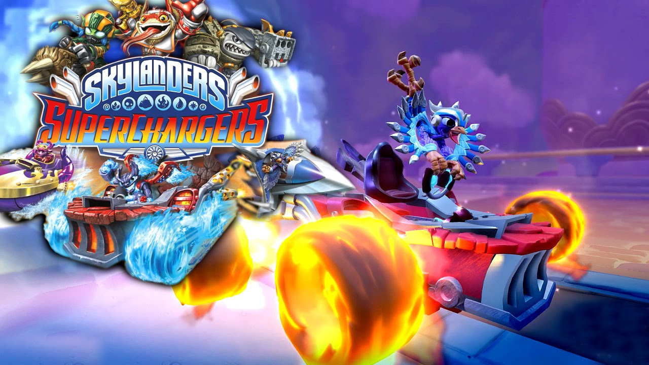 Skylanders SuperChargers Gameplay IOS / Android