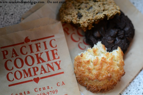 pacific cookies company santa cruz downtown california