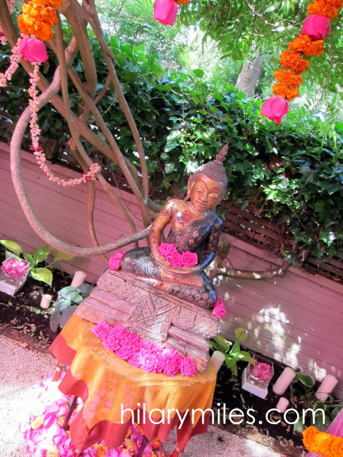 A Beautiful Hindu Garden Wedding