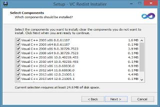 Cara mengatasi Game tidak jalan dan runtime,error, initialize error .dll pada setiap Game yang Di instal ulang