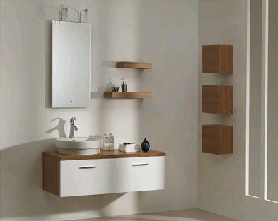 Decoraci n de ba os muebles accesorios espejos y sanitarios - Espejos para lavabos ...