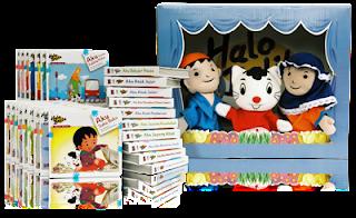 Paket Buku Anak Muslim Halo Balita   TOKO BUKU ONLINE SURABAYA