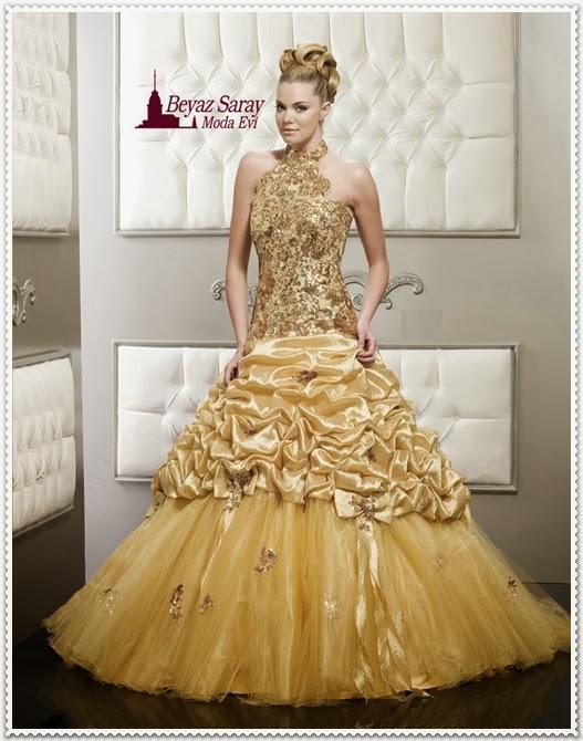 Sefaköy Beyaz Saray Moda Evi Gelinlik Nişanlık Abiye ve Bindallı Modelleri