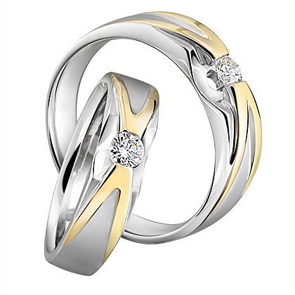 Ring Design Ideas trellis design with diamonds Wedding Ring Design Ideas Picture
