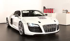 New image of electrocar Audi F12