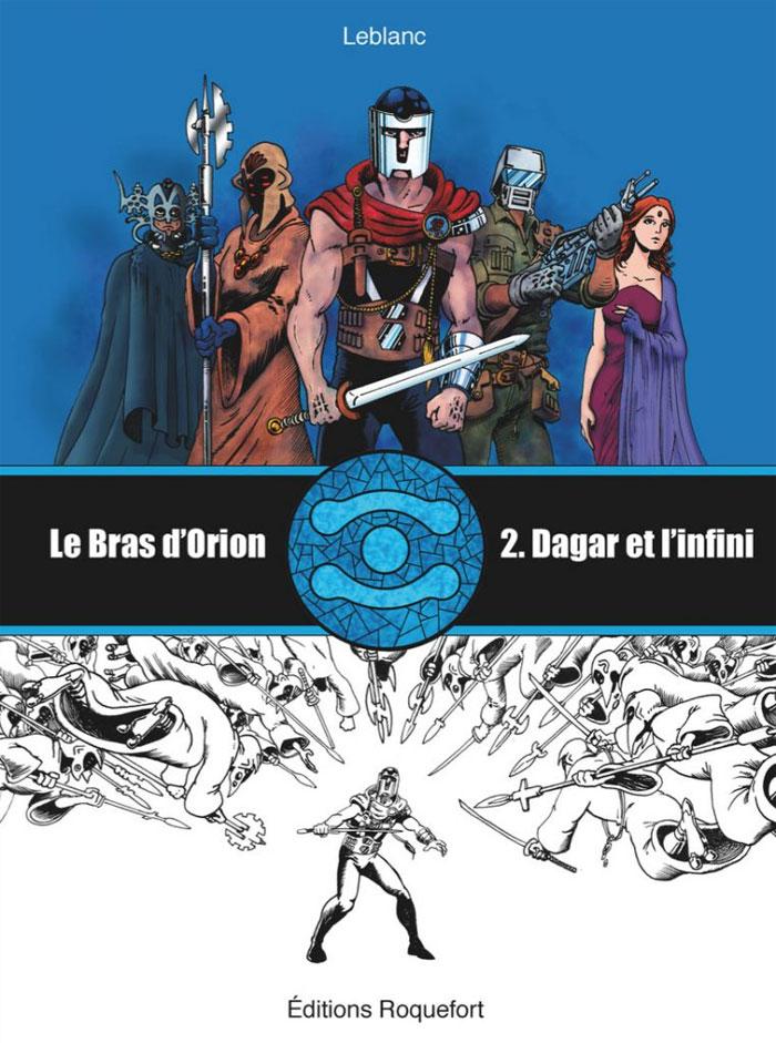 Le Bras d'Orion - tome 2