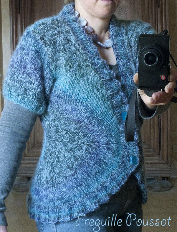 freguille poussot tricoter avec un patron en carton. Black Bedroom Furniture Sets. Home Design Ideas