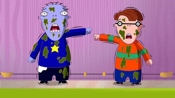 Cartoon Network Cramp ikizler Oyunları