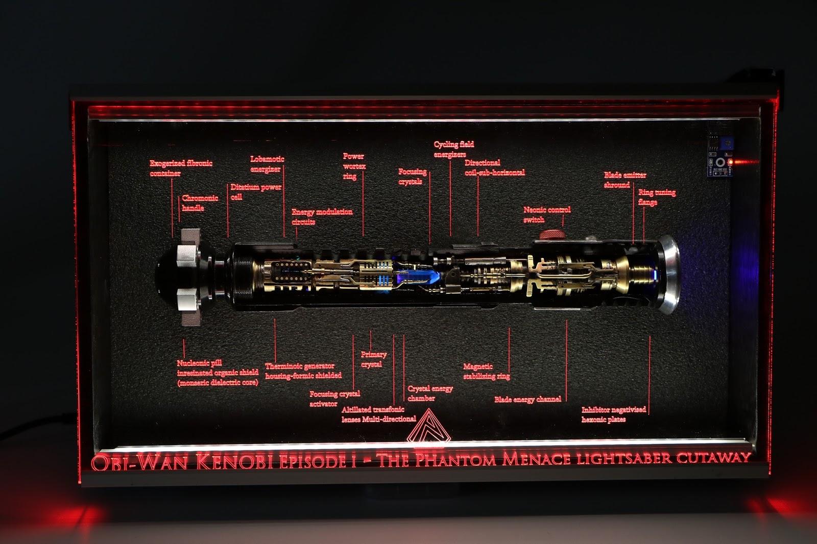 Obi-Wan Kenobi E.1 Cutaway