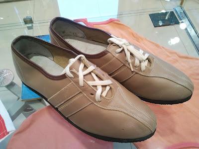 Кукморские кроссовки 80-х годов