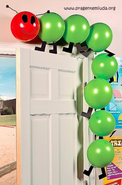 sugestão de decoração para turmas de educação infantil