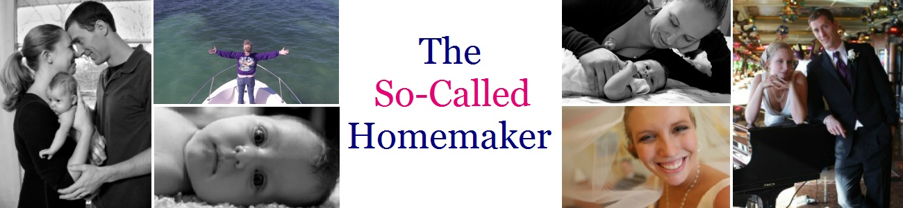 The So-Called Homemaker