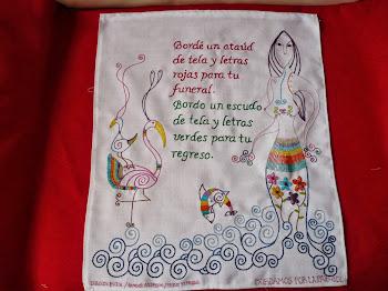 Bordamos por la Paz Guadalajara