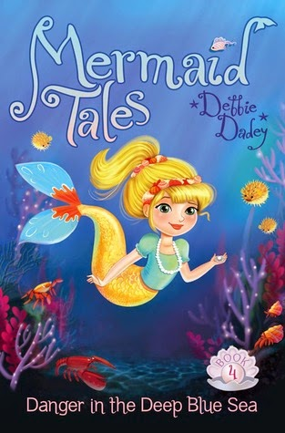 Danger In The Deep Blue Sea by Debbie Dadey