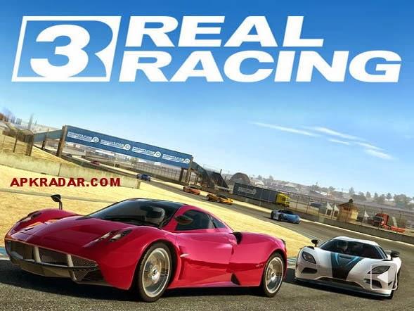 Real Racing 3 2.4.0 MOD APK