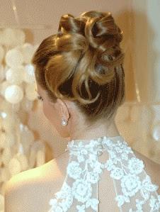 Peinados de encanto peinados de novias con mo os 2013 for Monos novia
