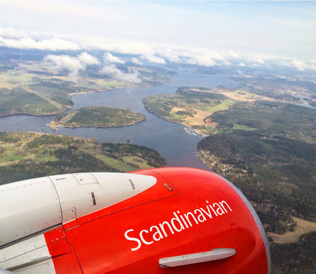 flying into sweden stockholm