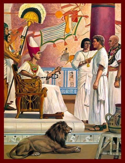 Lectura Hablada de La Santa Biblia R-V 2009 SUD: Dia 14: Génesis 41 ...