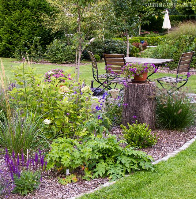 natuerlichkreativ: Ein Blick in unseren Garten
