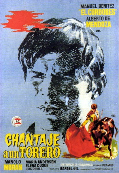 Chantaje a un Torero (1963)Director:Rafael Gil