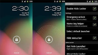 Aplikasi Lockscreen Android Paling Unik Ringan Terbaik Terkeren Terbaru 2016