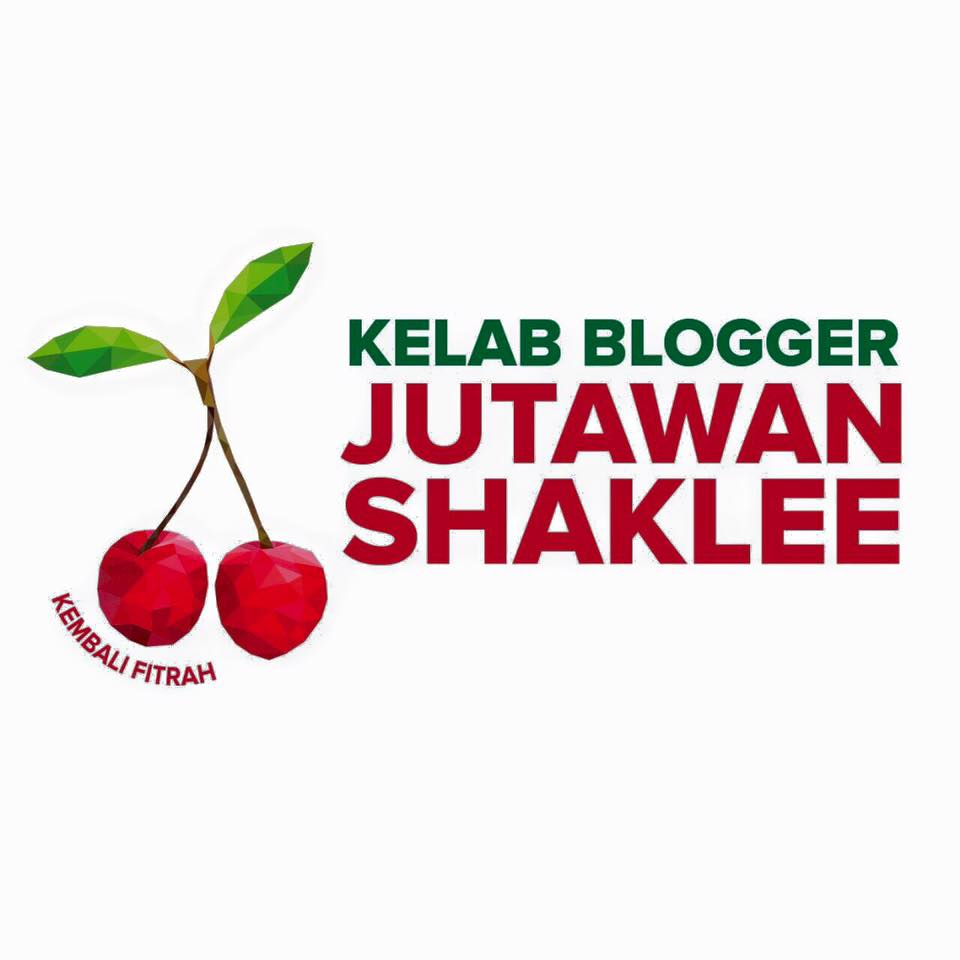KELAB BLOGGER JUTAWAN SHAKLEE