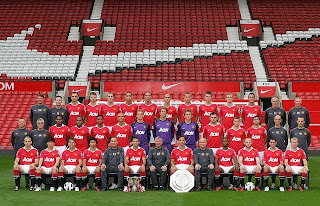manchester united 2011 wallpaper