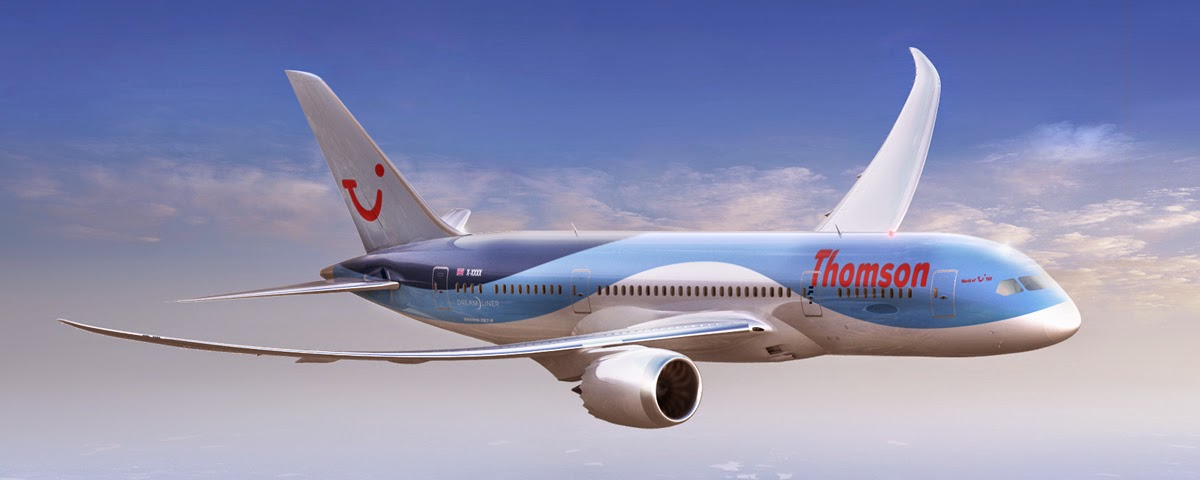 Birmingham Airport Photo Blog: Thomson will commence Boeing 787 ...