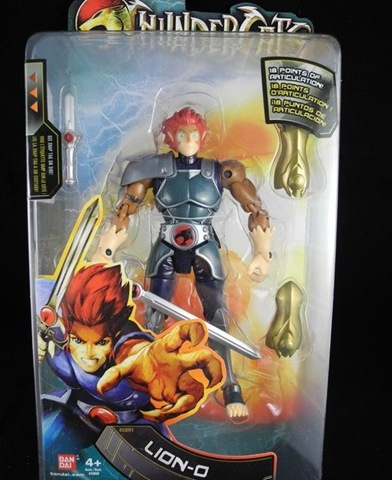 Thundercats  Toys on Of Photos Showing The Upcoming Thundercats Toys In Their Packaging