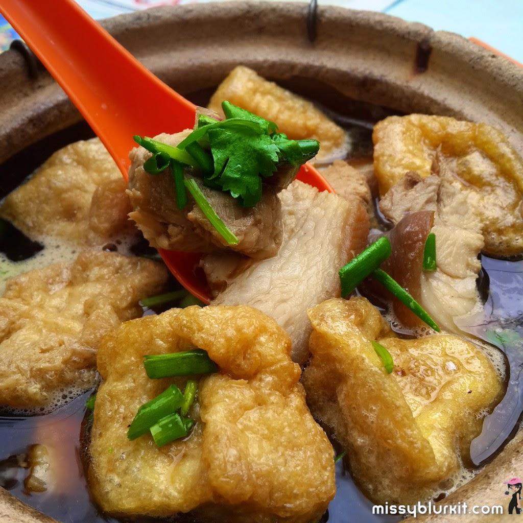 bak kut teh, Foodie Trail, tiong nam, jalan raja laut, Chinese crullers, BKT, Ang Hock Bak Kut Teh