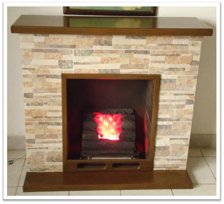 Dise o confort y elegancia para ti - Diseno de chimeneas rusticas ...