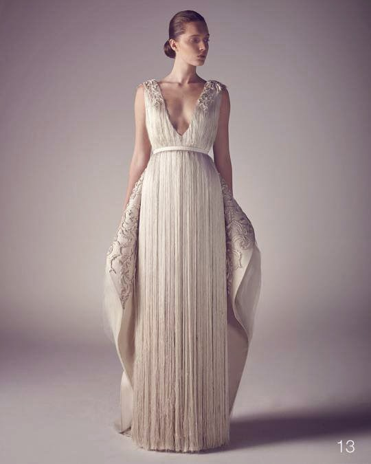 Ashi Studio SS 2015 Wedding Dress Collection